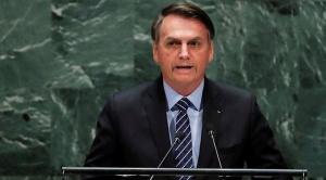 """Bolsonaro dice que """"el fuego no está devastando el Amazonas"""" y la ONU alerta de emergencia climática"""