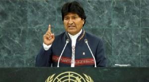 Presidente Morales en NNUU, una vez más, demanda diálogo con Chile sobre tema marítimo
