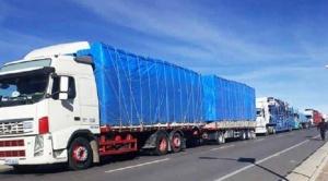 Transporte pesado advierte con bloqueos de carreteras si Gobierno nacional no soluciona conflicto con Terminal Portuaria de Arica