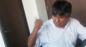 Policía que filmó a gobernador Víctor Hugo Vásquez en aparente estado de ebriedad citado a declarar en proceso disciplinario en su contra