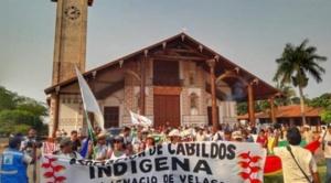 Dirigentes de  X Marcha Indígena rechazan acusaciones de ministro Romero y aseguran que no son financiados por políticos de derecha
