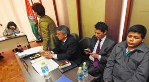 Por incumplimiento de deberes, abogado de Franclin Gutiérrez presenta demanda contra fiscales asignados al caso