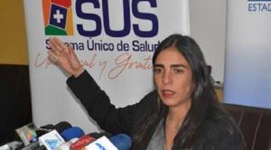Ministra Montaño reitera convocatoria al diálogo a médicos para tratar sus demandas