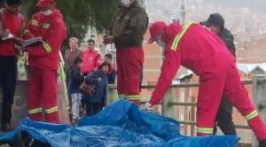 La Paz: rayo mata a pareja de adolescentes que se cobijaba de la lluvia bajo un árbol