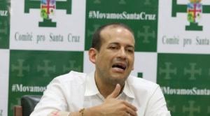 Máximo directivo de Comité Cívico Pro Santa Cruz, pide Audiencia Pública a Presidente Evo Morales