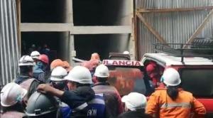 Mueren dos obreros después de caer de la construcción de la nueva Asamblea Legislativa