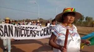 Comisión de X Marcha Indígena entregará en La Paz documento de demandas al Gobierno