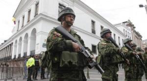 Rige en Ecuador estadio de sitio por protestas contra el fin de los subsidios a carburantes