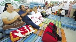 Gobierno insta a galenos a que retomen sus labores y terminen con su paro