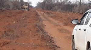 A pesar de discursos gubernamentales sobre conservación de parques naturales, surgen denuncias que militares abren camino en Parque Ñembi Guasu