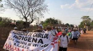 X Marcha de indígenas del oriente no descarta llegar a La Paz si gobierno no atiende sus demandas