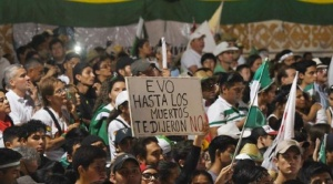 Cabildos, marchas y movilizaciones a 11 días de las elecciones generales, gobierno sostiene que no tendrán impacto