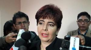 Paola Barriga presentará amparo constitucional para que se declare nulo el proceso electoral del 20 de octubre