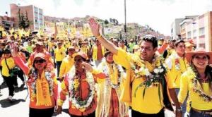 Luis Revilla afirma que Sol.bo buscará continuidad en la administración  del municipio paceño