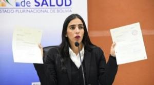 Ministra de Salud envía última carta al Colegio Médico de Bolivia para reinstalar el dialogo y pide fijar fecha y hora
