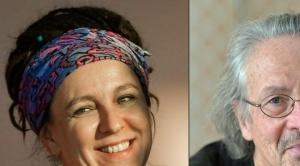 Olga Tokarczuk y Peter Handke, premios Nobel de Literatura, juran que hay literatura fuera de Europa