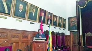 Informe de rendición pública de cuentas del TSJ revela que mora procesal alcanza al 60%