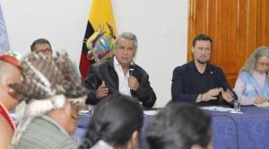 Lenín Moreno derogó decreto que anuló subsidios a combustibles e indígenas levantan protestas