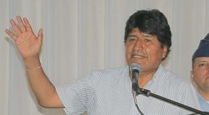"""Evo dice que cívicos y exmilitares hablaron de dar """"golpe de estado"""" si gana los comicios 1"""