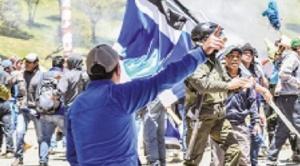 Denuncian participación de funcionarios públicos de otras regiones en cierre de campaña del MAS en Potosí 1
