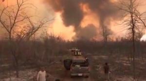 Según CNN, incendios de la Chiquitanía impactarían en voto de elecciones generales