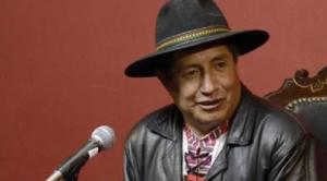 """Rafael Quispe se pone """"a buen resguardo"""" luego que se emitió nueva orden de aprehensión en su contra"""