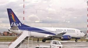 Por suspensión temporal de la DGAC a aviones Boeing, BoA realiza vuelos a La Paz con una sola aeronave y con horarios reprogramados 1
