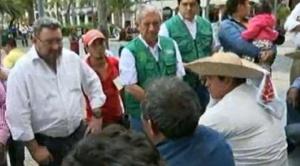 Santa Cruz: comisión de gobernación se reúne con X Marcha Indígena para escuchar sus demandas 1
