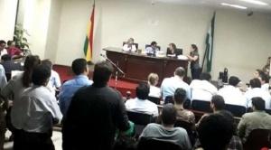 Santa Cruz: justicia niega Acción de Libertad para 11 jóvenes detenidos en cierre de campaña del MAS 1