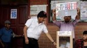 Presidente y candidato Evo Morales, optimista por resultado electoral para el MAS 1