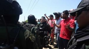 Policía allana casa de campaña de BDN y detiene a militantes, la alianza política denuncia que esta acción irregular viene del MAS 1
