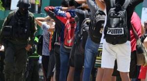 Tras allanamiento de la policía a casa de campaña de BND, liberan a 95 de 106 personas detenidas