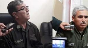 Intempestiva instrucción superior destituye a Comandante Departamental de la Policía en Potosí