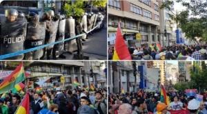 Paros cívicos, movilizaciones y huelgas de hambre se incrementan en el país en defensa del voto