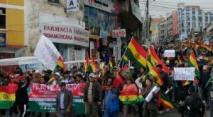 Continúan movilizaciones en el país que exigen segunda vuelta ante denuncias de fraude