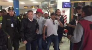 """Presidente del Comité Cívico Pro Santa Cruz, retornó a Santa Cruz tras ser interceptado y cercado por """"masistas"""" a su llegada a La Paz"""