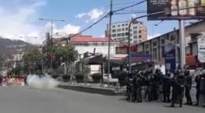 """Comandante de Policía señala """"advertencia"""" se utilizará como previsión para que no utilice dinamita"""