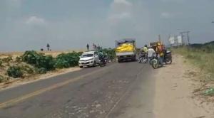 Santa Cruz: continúan enfrentamientos entre simpatizantes del MAS y vecinos de los municipios de Montero y Portachuelo