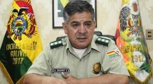Cochabamba: bases policiales exigen a comandante departamental que actúe con imparcialidad