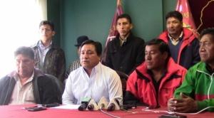 En La Paz, Cochabamba, Santa Cruz, Chuquisaca y Potosí, sectores de transporte se suman a medidas de presión de comités cívicos.