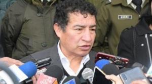 """Presidente de Diputados espera que """"cerco"""" a Fernando Camacho """"sirva de reflexión para los comités cívicos del país"""""""