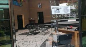 Alcaldía de El Alto denuncia que grupos masistas destrozaron instalaciones ediles