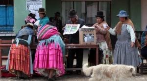 Presencia exageradamente alta de adultos mayores de Potosí en 141 mesas podría explicar el fraude