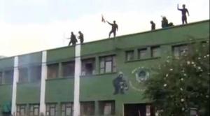 Urgente: Se produce un motín policial en Cochabamba