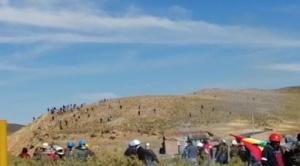 Dirigente cívico de Chuquisaca denuncia que afines al MAS los emboscaron en Vila Vila