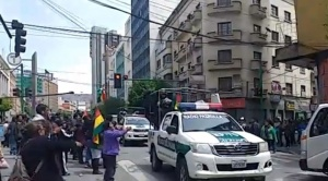 Renuncia comandante de la Policía y se desplazan efectivos a lugares del conflicto