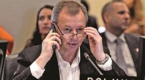 Embajador de Bolivia en la OEA presenta renuncia irrevocable