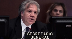 """Almagro: """"Vergüenza no es descubrir un fraude, la vergüenza es de quién lo cometió"""", Morales impulsó un """"autogolpe"""""""