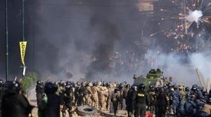 """Sube a 8 los muertos en Cochabamba y Áñez denuncia presencia de """"grupos subversivos armados"""" 1"""