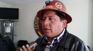 """Secretario General de la COB pide """"mirar hacia adelante y buscar paz social"""""""